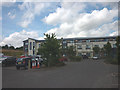 NO0822 : Perth Travelodge and car park, Broxden by Karl and Ali