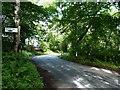 NN9062 : Road to Shierglas Quarry by James Allan