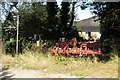 SP7922 : Footpath towards Buttermilkhall Farm by Philip Jeffrey