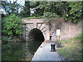 TQ3183 : Regent's Canal: Islington Tunnel Eastern Portal by Nigel Cox