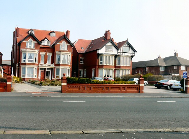 Houses on South Promenade
