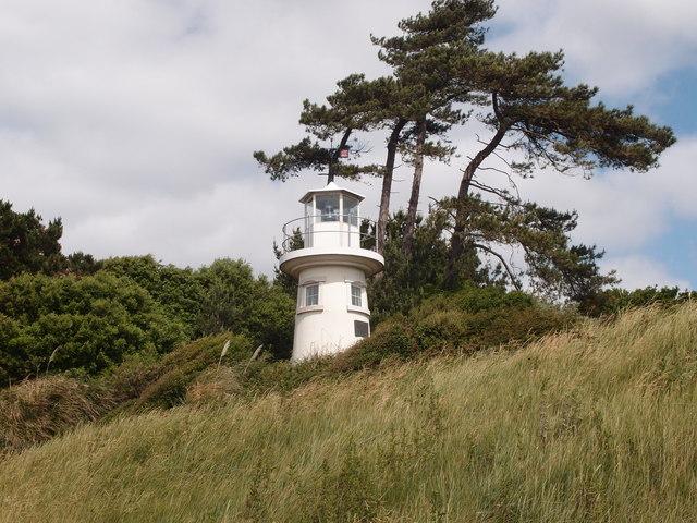 Lepe Millennium Lighthouse