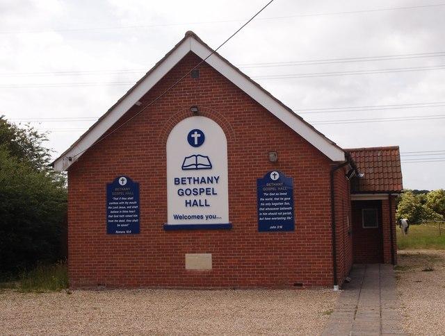 Bethany Gospel Hall, Holbury