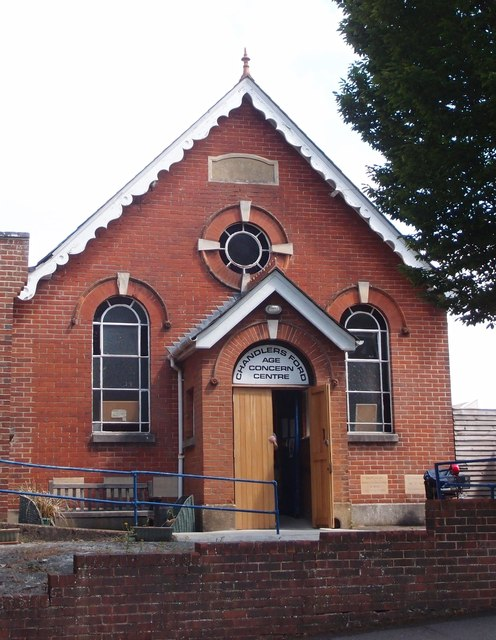 Former Primitive Methodist Chapel, Chandlers Ford