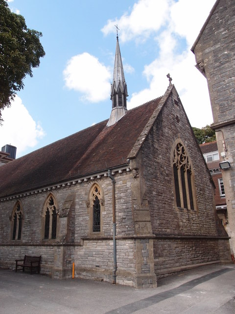 Winchester University Chapel