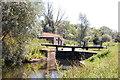 TL7407 : Cuton Lock, Chelmer Navigation by Trevor Harris