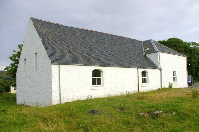 Free Church of Scotland, Glendale