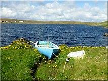 HU5764 : Loch Isbister by Rude Health