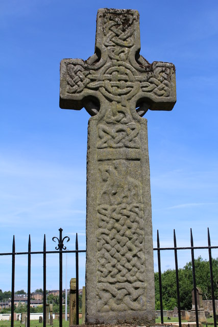 Early Christian Cross, Govan
