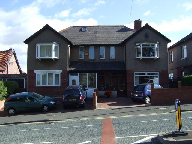 Houses on West Road, Benwell