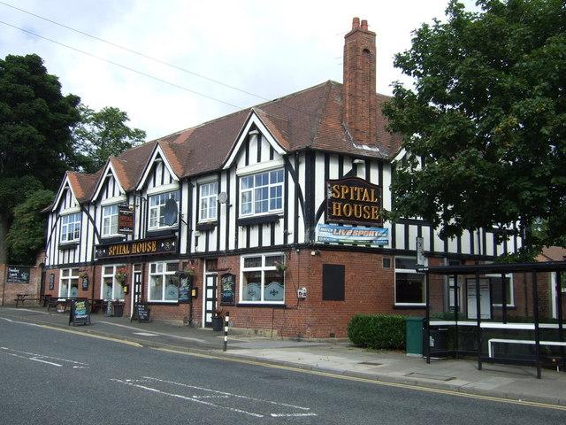 Spital House pub