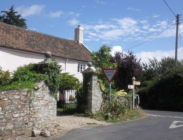Wayside Cottage, Blagdon Hill
