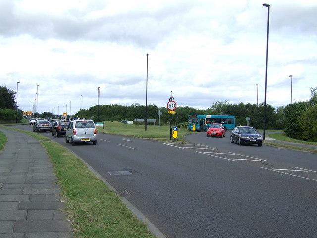 Earsdon Road (A192)