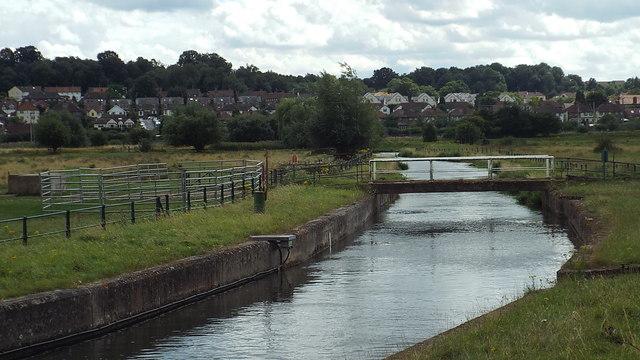 New River near Hertford