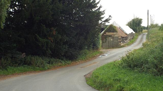 Nobland Green, near Ware