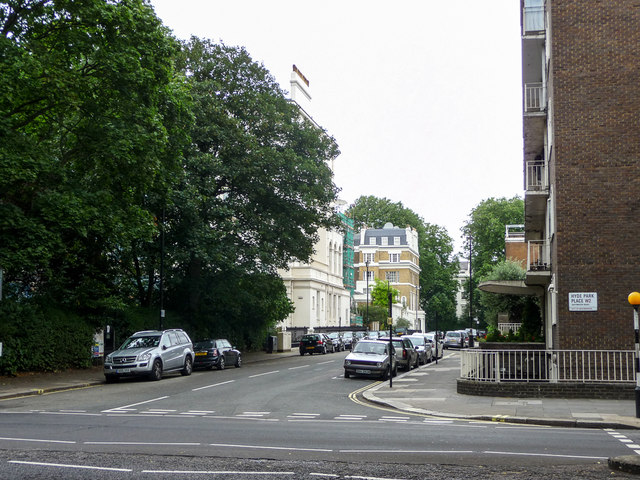 Hyde Park Place, Bayswater Road, London W2