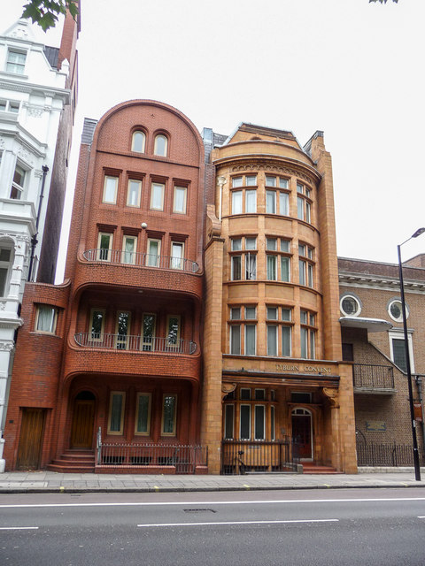 Tyburn Convent, Hyde Park Place, Bayswater Road, London W2