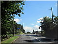 SP0974 : Forshaw Heath Road at Earlswood Station by Roy Hughes