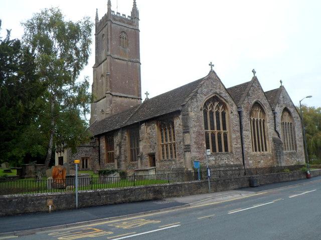 Grade I listed Church of St John the Baptist, Chipping Sodbury