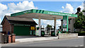 J2764 : Petrol station, Lisburn by Albert Bridge