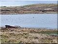 HU5766 : West Loch of Skaw by Oliver Dixon
