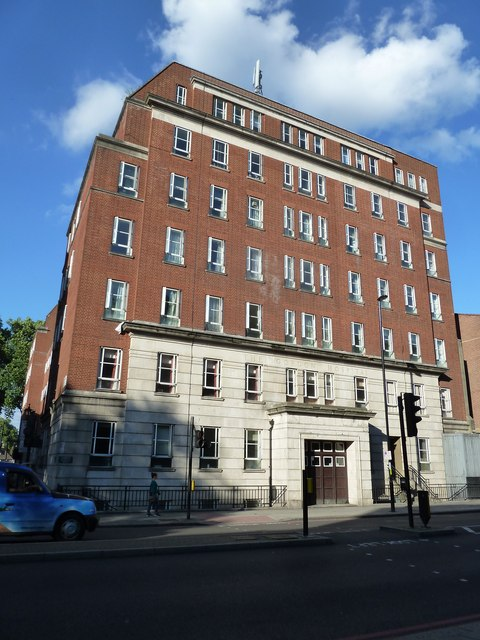The Gordon Hospital, Vauxhall Bridge Road