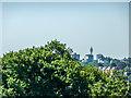 TQ2989 : Telecom Tower from The Terrace, Alexandra Palace, London N22 by Christine Matthews