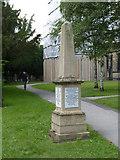 SK5236 : Crimean War memorial - 1 by Alan Murray-Rust