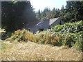 NO7497 : Farm building, Crathes Castle Estate by Stanley Howe