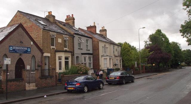 New Marston, Oxford
