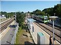 TQ2867 : Mitcham Junction Station by Des Blenkinsopp