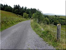 H0626 : Road at Carrick West by Kenneth  Allen