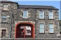 NR7120 : Former Benmhor Distillery Office, Campbeltown by Leslie Barrie