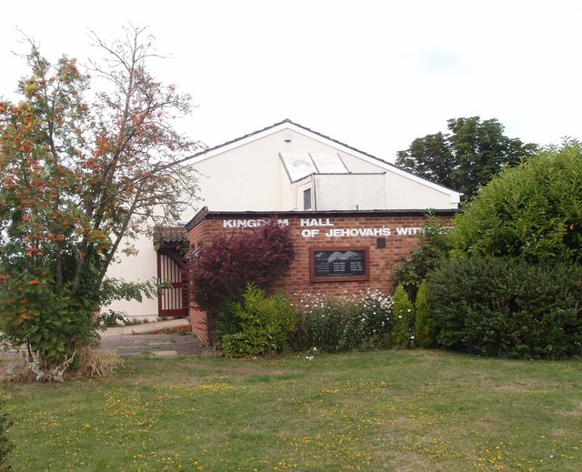 Bracknell Kingdom Hall