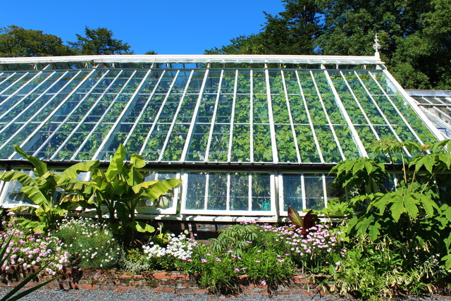 Dunskey Gardens Greenhouse