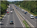TQ0556 : The A3 trunk road by Alan Hunt