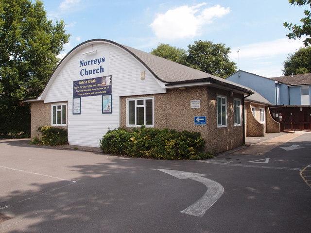 Norreys Evangelical Church, Wokingham