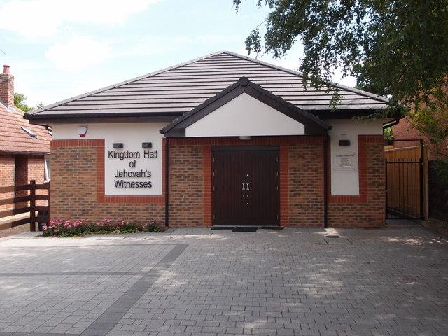 Wokingham Kingdom Hall