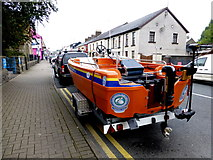 H4572 : Loughs Agency boat, Omagh by Kenneth  Allen
