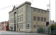 J3574 : Ballymacarrett Masonic Hall, Belfast by Albert Bridge