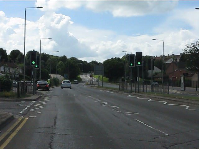 Red Hill Way (A563)