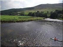 SE0361 : The River Wharfe by Philip Platt