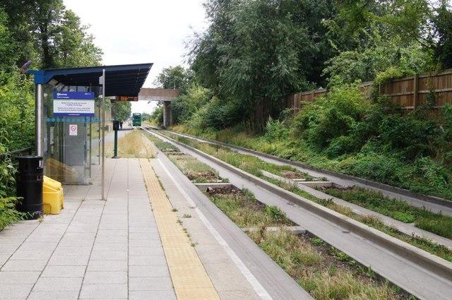 Histon & Impington Busway Stop