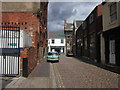 TA0928 : Dagger Lane towards Posterngate, Hull by Ian S