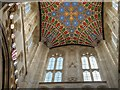 TL8564 : The Millennium Tower, St Edmundsbury Cathedral by David Dixon
