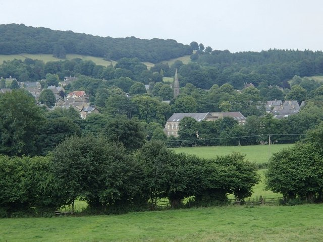 Bamford from the Thornhill Trail