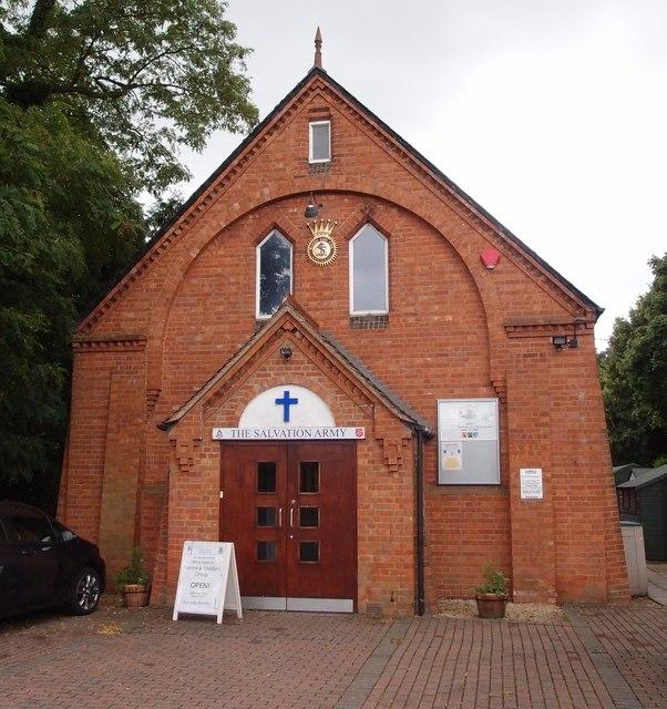 Wokingham Salvation Army