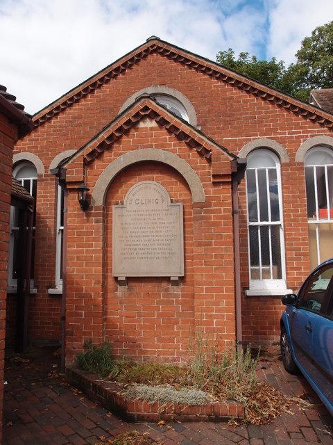 Former Wokingham Methodist Chapel