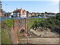 TQ7409 : Last days of railway bridge by Oast House Archive
