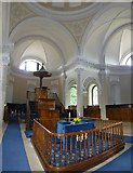 NZ1758 : Interior of the Chapel at Gibside by Russel Wills